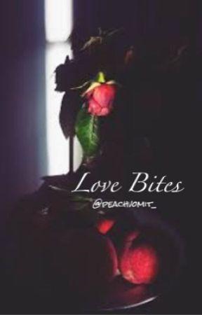 Love Bites // Chandler Riggs by peachvomit_