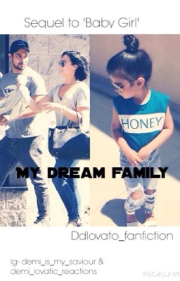 My dream family - part 2