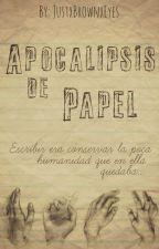 Apocalipsis de papel /C.G./ by Nyxnatt