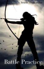 Battle Practice 3 by Brielle_TheSearcher
