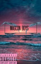 Magcon Boys Facts (EDITANDO) by SaraCliffordHood