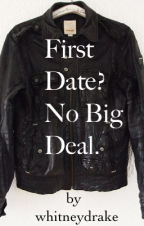 First Date?  No Big Deal. / Sterek by wingedkiare