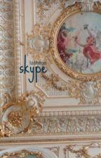 skype sex ♡ lashton ✔️ by bottombby