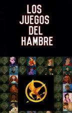 Los Juegos Del Hambre (Big 4 and Others AU) by Jaridaisthebestbai