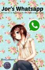 Jor's Whatsapp by MrsLoverz