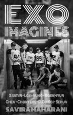 EXO Imagines by savirrs
