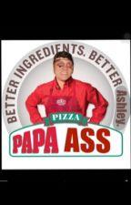 Papa Ass by papagates