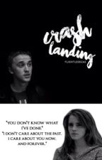 crash landing [dramione] by flightlesscas
