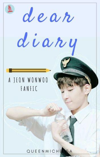 Dear Diary [SEVENTEEN Fanfic]