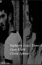 Eighteen [z.m] Tome 2 by juliewis18