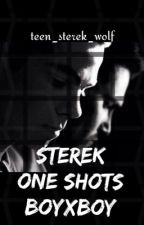 Sterek [One Shots] (Boyxboy) by teen_sterek_wolf