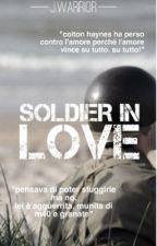 Soldier in love ||Colton Haynes||  by J_Warrior