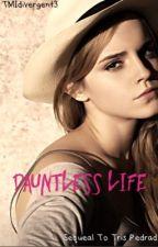Dauntless life (sequel to Tris Pedrad) by TMIdivergent3