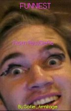 FUNNIEST QUOTES FROM PEWDIEPIE!!! by Sofie_G