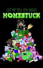 Homestuck x Reader one-shots by XXLunar_DragonXX