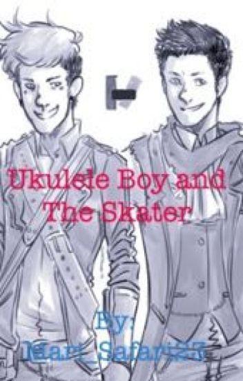 Ukulele Boy and The Skater