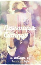 Newspaper Cuttings by JustDare2Dream