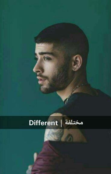 Different   مختلفة