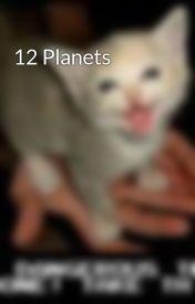 12 Planets by KKillzU