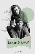 Romeo & Romeo ~ larry by JanaPavlik