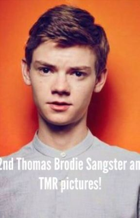 2nd free Thomas Brodie Sangster and TMR pictures! by AllieTheFangirl