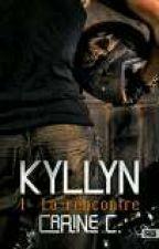 Kyllyn by carinecauteure