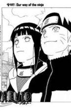Naruto and Hinata Hiden by CristopherSanchezSab
