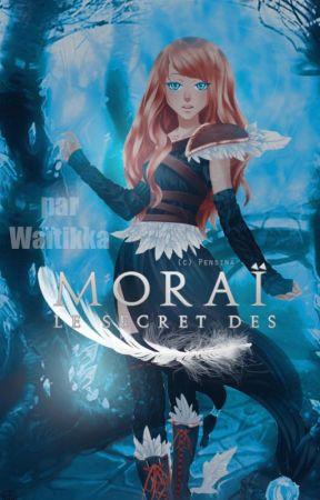 [Eldarya] Le Secret des Moraï by ZakariasKedaltekh