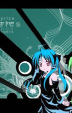 The vocaloid's by the1topher