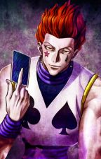 The Angel? Hisoka X Reader  by blackrosewolf1015