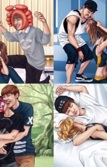 BTS:Love is.....