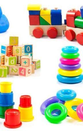 Toys by SebaCiel_Forever