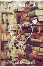 Silencio entre libros [One Shot Yuri] by SofiaBlonde08