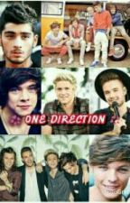 ONE DIRECTION by Sherllyn_Styles