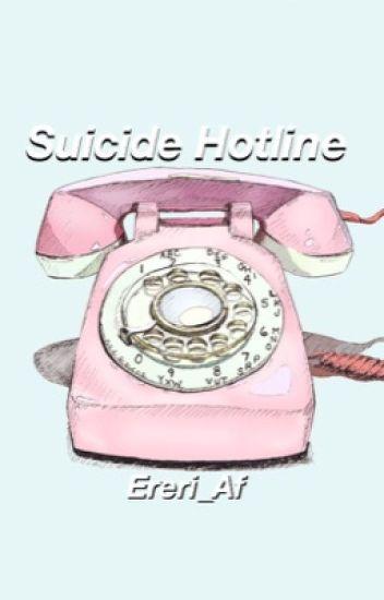 Suicide Hotline (Ereri/Riren/Eren x Levi AU)