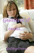 Grossesse et cours... by ElAngelShakira