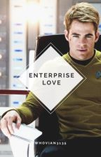 Enterprise Love ➣ Jim Kirk by Whovian3135