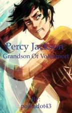 Percy Jackson, Grandson of Voldemort by polkadot43