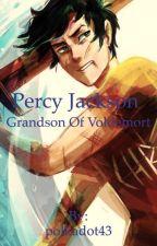 Percy Jackson, Grandson of Voldemort by polkadot43