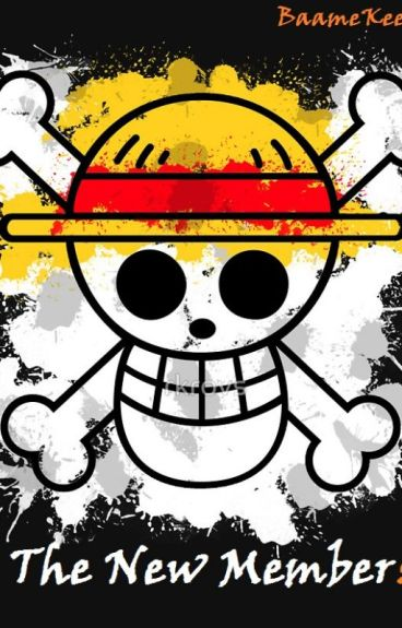 One Piece X Reader : The New Member