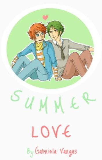 Summer Love {Phineas x Ferb}