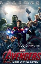 Avengers Preferences by ICTOAUN