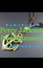 Percy Jackson Headcannons by to_W0nderland