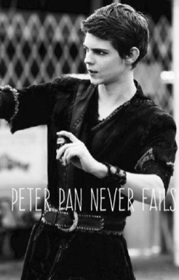 Peter Pan never fails