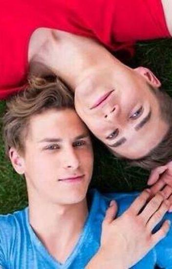 Descobertas da adolescência (Romance Gay)