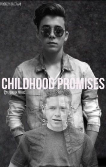Childhood Promises {brooklyn beckham}