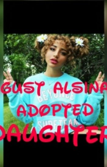 August alsina's adopted daughter
