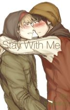 Stay With Me [Attack on Titan][JeanMarco] by theBrilliant