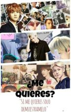 ¿Me quieres?(HunHan) by Valeria_666
