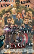 Avengers Imagines and Preferences by Samee_Maximoff